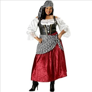 Pirate's Wench Plus Elite Collection Adult XXX-Large Click to enlarge